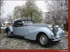 horch 854 roadster pic #21871