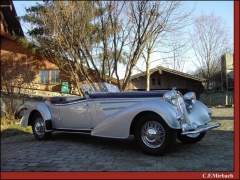 horch 854 roadster pic #21874