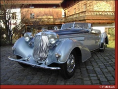 horch 854 roadster pic #21876