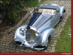 horch 854 roadster pic #21877