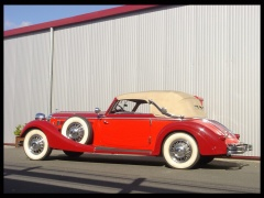 horch 853 sport cabriolet pic #37791