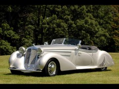 horch 853 sport cabriolet pic #37794
