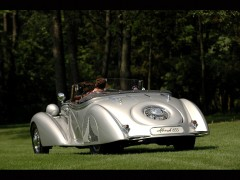 horch 853 sport cabriolet pic #37796
