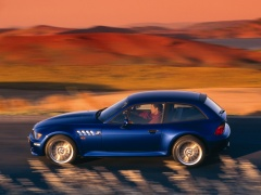 bmw z3 coupe pic #100201