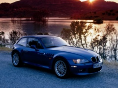 bmw z3 coupe pic #100202