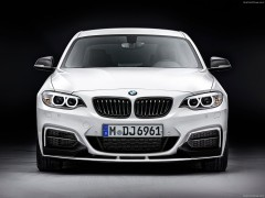 bmw 2-series coupe with m performance parts pic #106835