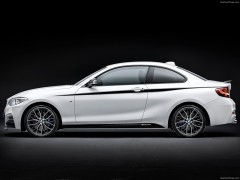 bmw 2-series coupe with m performance parts pic #106837