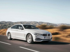 bmw 4-series gran coupe pic #107608