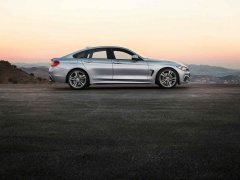 bmw 4-series gran coupe pic #107613