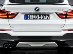 bmw x4 m performance parts pic #133500