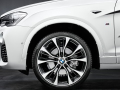 bmw x4 m performance parts pic #133504