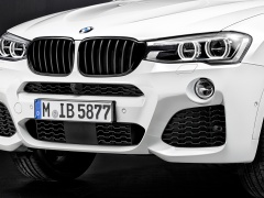 bmw x4 m performance parts pic #133505