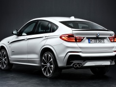 bmw x4 m performance parts pic #133509