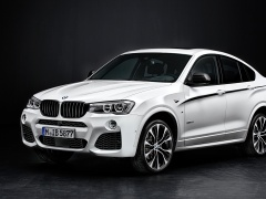 BMW X4 M Performance Parts pic