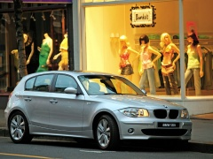 1-series 5-door E87 photo #14972