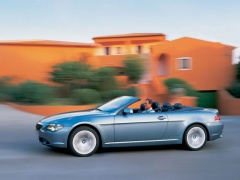 bmw 6-series e64 convertible pic #15175