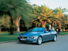 bmw 6-series e64 convertible pic #15176