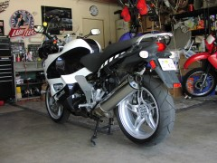 BMW K1200RS pic