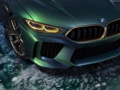 bmw m8 gran coupe pic #187070