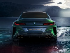 bmw m8 gran coupe pic #187071