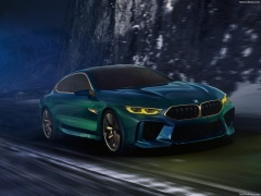 bmw m8 gran coupe pic #187082