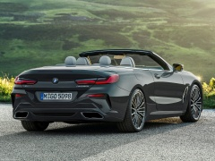 bmw 8-series convertible pic #191686