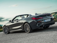 bmw 8-series convertible pic #191688