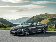 bmw 8-series convertible pic #191697