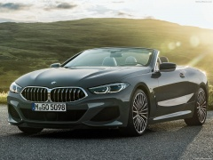 bmw 8-series convertible pic #191698