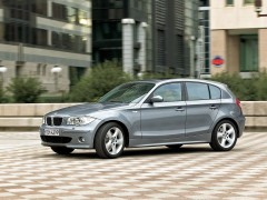 bmw 1-series 5-door e87 pic #22139