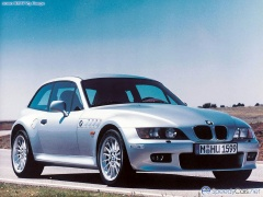 bmw z3 coupe pic #2513