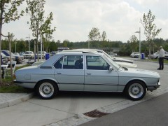 bmw 5-series e12 pic #36404