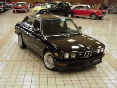 bmw 5-series e12 pic #36414