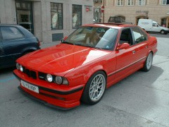 bmw 5-series e34 pic #36442