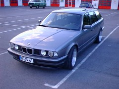 bmw 5-series e34 pic #36448