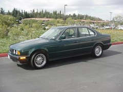 bmw 5-series e34 pic #36450