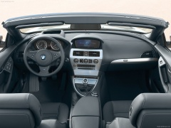 bmw 6-series e64 convertible pic #45082