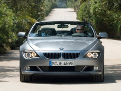 bmw 6-series e64 convertible pic #45083