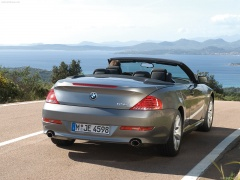 bmw 6-series e64 convertible pic #45085