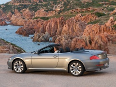 bmw 6-series e64 convertible pic #45092