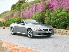 bmw 6-series e64 convertible pic #45095