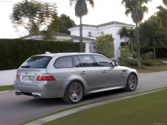 bmw m5 touring pic #53906