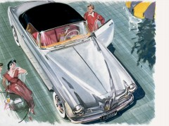 bmw 503 cabriolet pic #53929