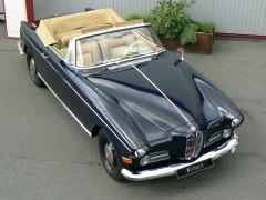 bmw 503 cabriolet pic #55297