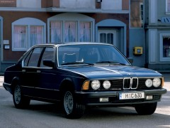 bmw 7-series e23 pic #62325