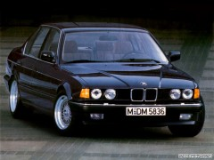 bmw 7-series e32 pic #62340