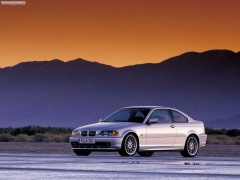 bmw 3-series e46 coupe pic #62801