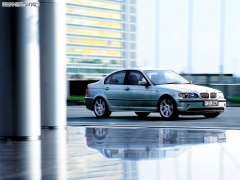 bmw 3-series e46 sedan pic #62878