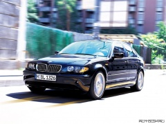 bmw 3-series e46 sedan pic #62883