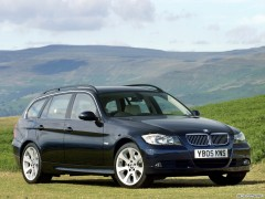 bmw 3-series e91 touring pic #63032